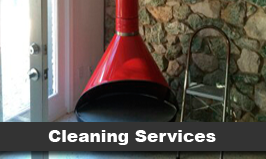 Cleaning Services Button - Fireplace Repairs